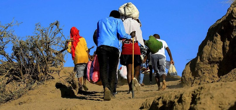 UN WARNS OF SERIOUS RAPE CHARGES IN ETHIOPIAS TIGRAY