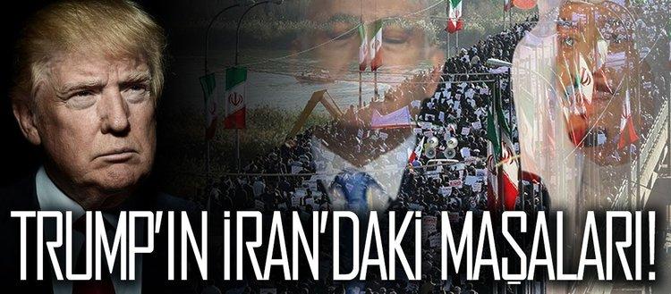 Trump'ın İran'daki maşaları