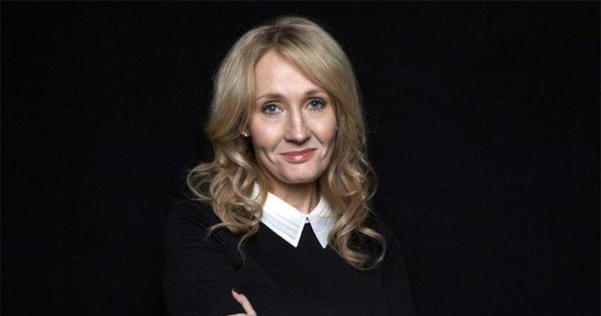 Avrupa'nın zengin ünlüsü yazar J. K. Rowling