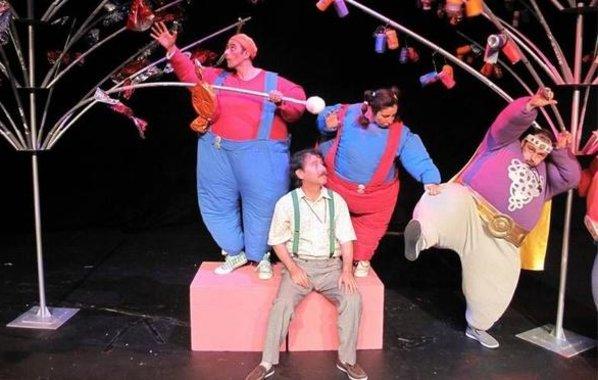 Sportmen Kral – Ücretsiz Çocuk Tiyatroları