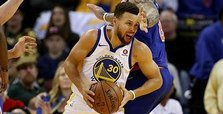 Stephen Curry, Warriors use big second half to beat Knicks