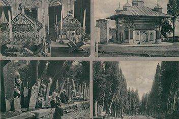 Sultan II. Abdülhamid'in Amerika'ya hediye ettiği albümler