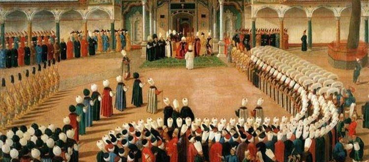 Divan-ı Hümayun üyelerinin görevleri