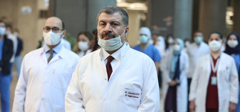 TURKEYS COVID-19 RECOVERIES SURPASS 120,000 MARK - HEALTH MINISTRY