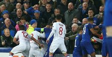 UEFA charge English club after on-pitch brawl