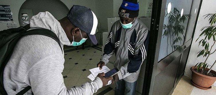 Afrika'da Kovid-19 vaka sayısı 1 milyon 140 bini aştı