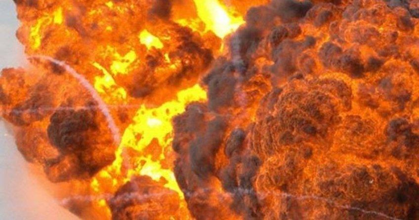 Avustralya'da şiddetli patlama yaşandı