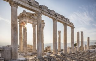 The city of firsts: Pergamon