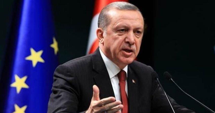 Erdoğan: Avrupa teröre yataklık yapıyor