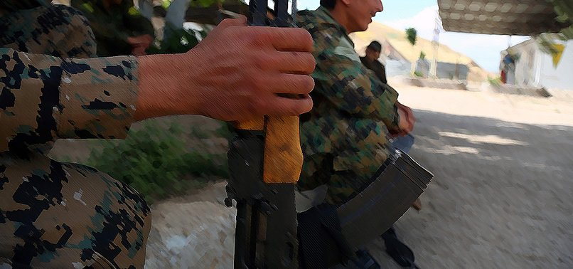3 YPG/PKK TERRORISTS SURRENDER TO TURKISH FORCES