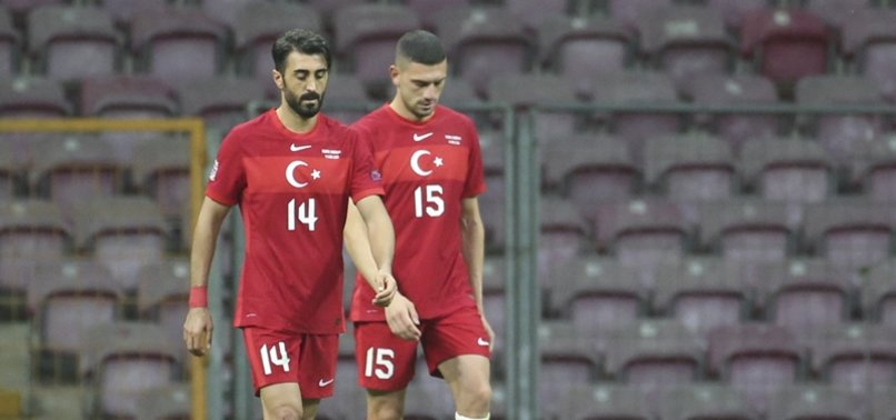 TURKEY FIGHT BACK TO EARN 2-2 DRAW AGAINST SERBIA