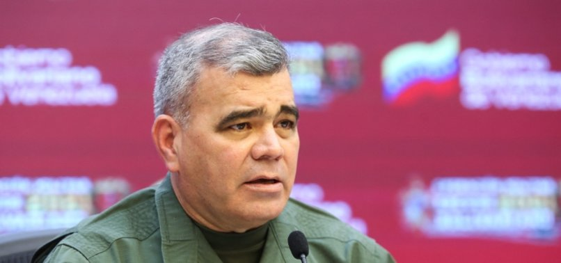 8 VENEZUELAN SOLDIERS KILLED BY COLOMBIAN CRIME GROUP
