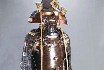 Sultan Abdülhamid'e verilen ilginç hediye: Samuray zırhı