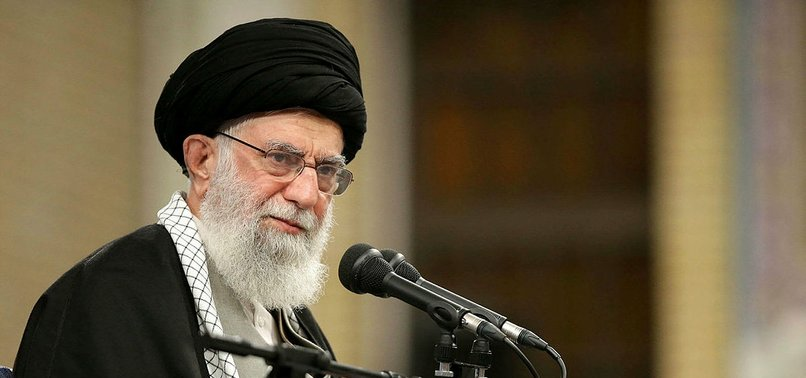 TWITTER SUSPENDS ACCOUNT OF IRANIAN SUPREME LEADER AFTER APPARENT TRUMP THREAT