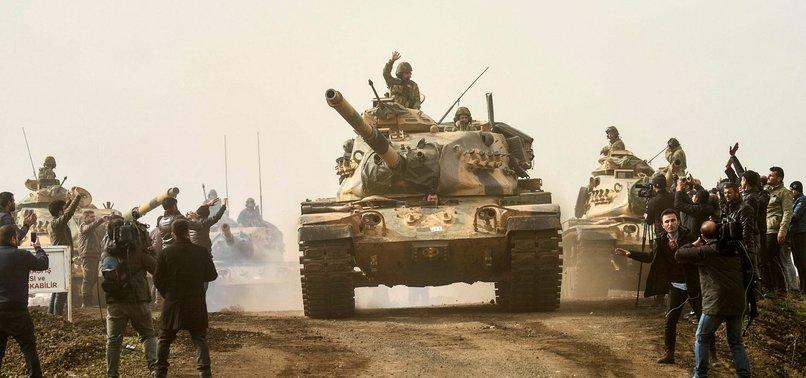 2,777 YPG/PKK AND DAESH TERRORISTS NEUTRALIZED IN TURKEYS AFRIN OPERATION