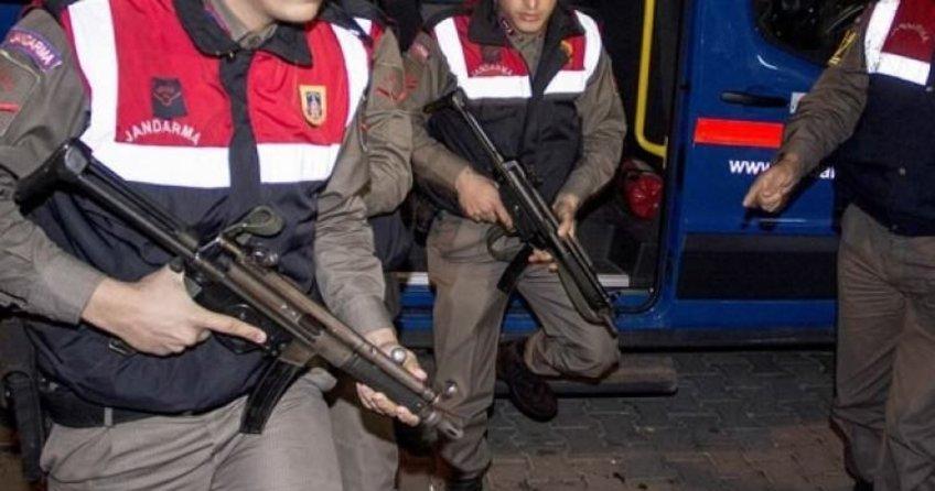 Jandarma'dan İstanbul'da büyük operasyon