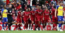 Liverpool, Man City cruise as Man Utd held on Ferguson's return