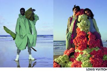 Louis Vuitton Erkek İlkbahar/Yaz 2020 Koleksiyonu