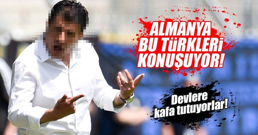 Almanya bu Türkleri konuşuyor!