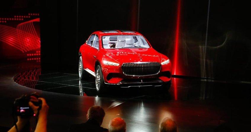 2018 Pekin Uluslararası Otomobil Fuarı başladı