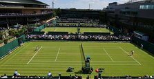 Wimbledon cancels for virus; 1st time since World War II