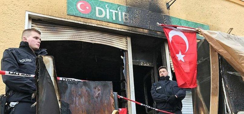 TURKEY SENDS NOTE TO GERMANY OVER PYD/PKK VIOLENCE