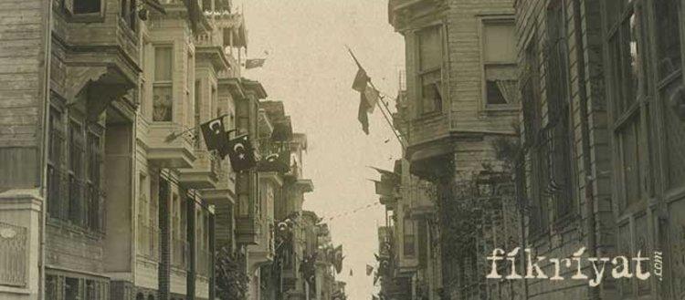 Arşiv fotoğraflarıyla Osmanlı'nın tarihi evleri