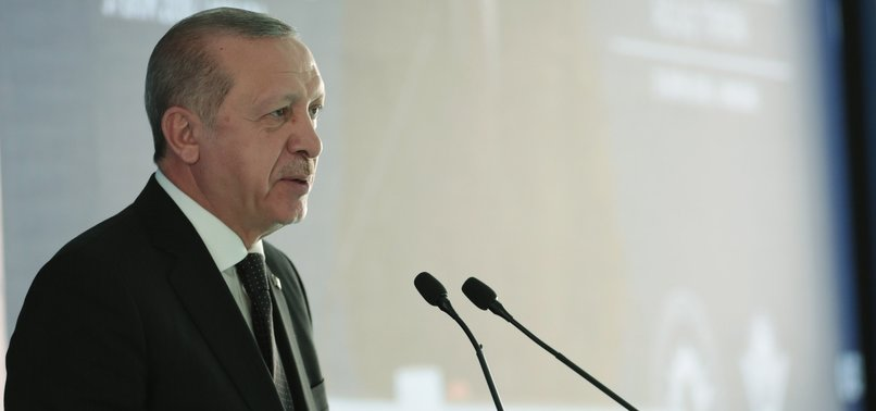 TURKEY AIMS TO PRODUCE LONG-RANGE AIR DEFENCE MISSILES - ERDOĞAN
