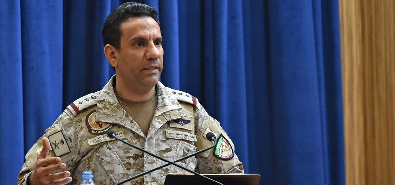 IRANIAN WEAPONS LIKELY USED IN OIL ATTACK: SAUDI-LED COALITION