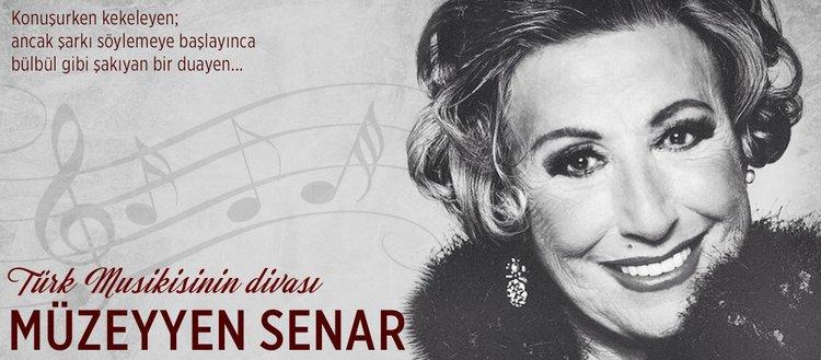 Türk Musikisinin divası: Müzeyyen Senar