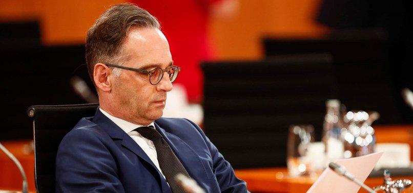 GERMAN TOP DIPLOMAT: UN SECURITY COUNCIL ON VERGE OF PARALYSIS