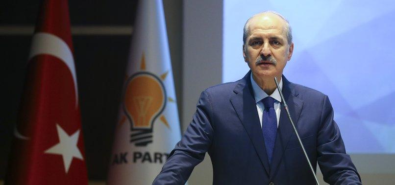 TURKEYS RULING PARTY BLASTS US HYPOCRISY ON PYD