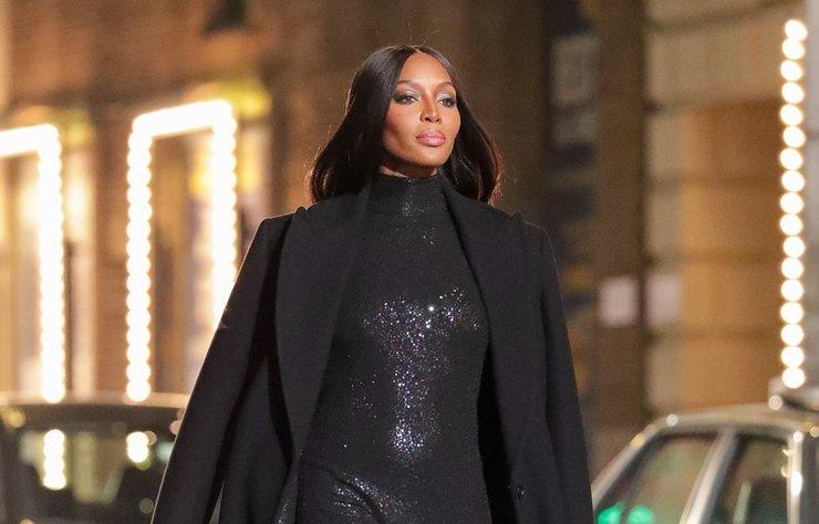 İngiliz model Naomi Campbell, Kraliçe'nin Milletler Topluluğu'nun elçisi olarak seçildi.