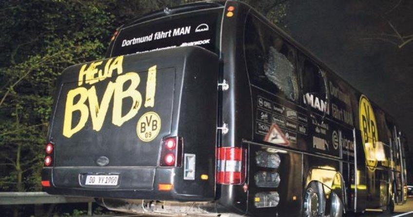 Dortmund saldırısı terör saldırısı değil