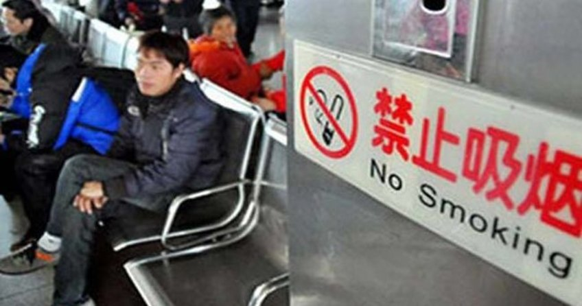 Çin artık sigarayı yasaklıyor