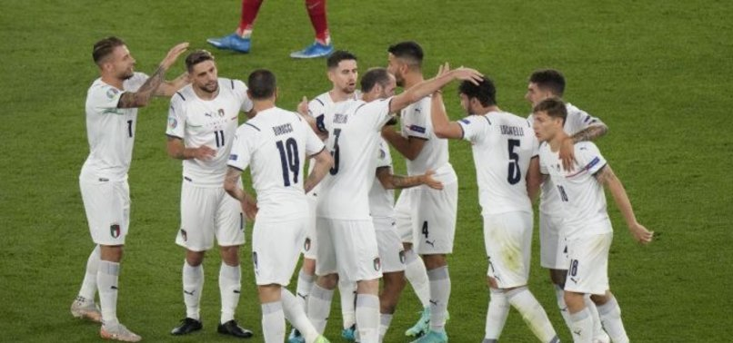 ITALY BEAT TURKEY 3-0 IN OPENING GAME OF #EURO2020
