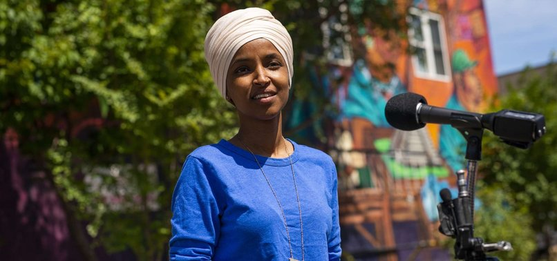 LIBERAL U.S. REPRESENTATIVE ILHAN OMAR WINS DEMOCRATIC PRIMARY ELECTION