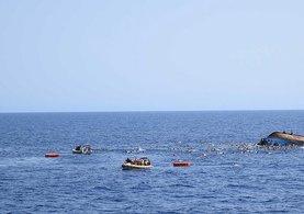 BM: Akdeniz'de sığınmacı ölümleri 5 bini geçti