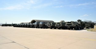 Delivery of 2nd S-400 battery parts to Turkey completed