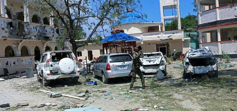 DEATH TOLL RISES 26 IN SOMALI HOTEL ATTACK