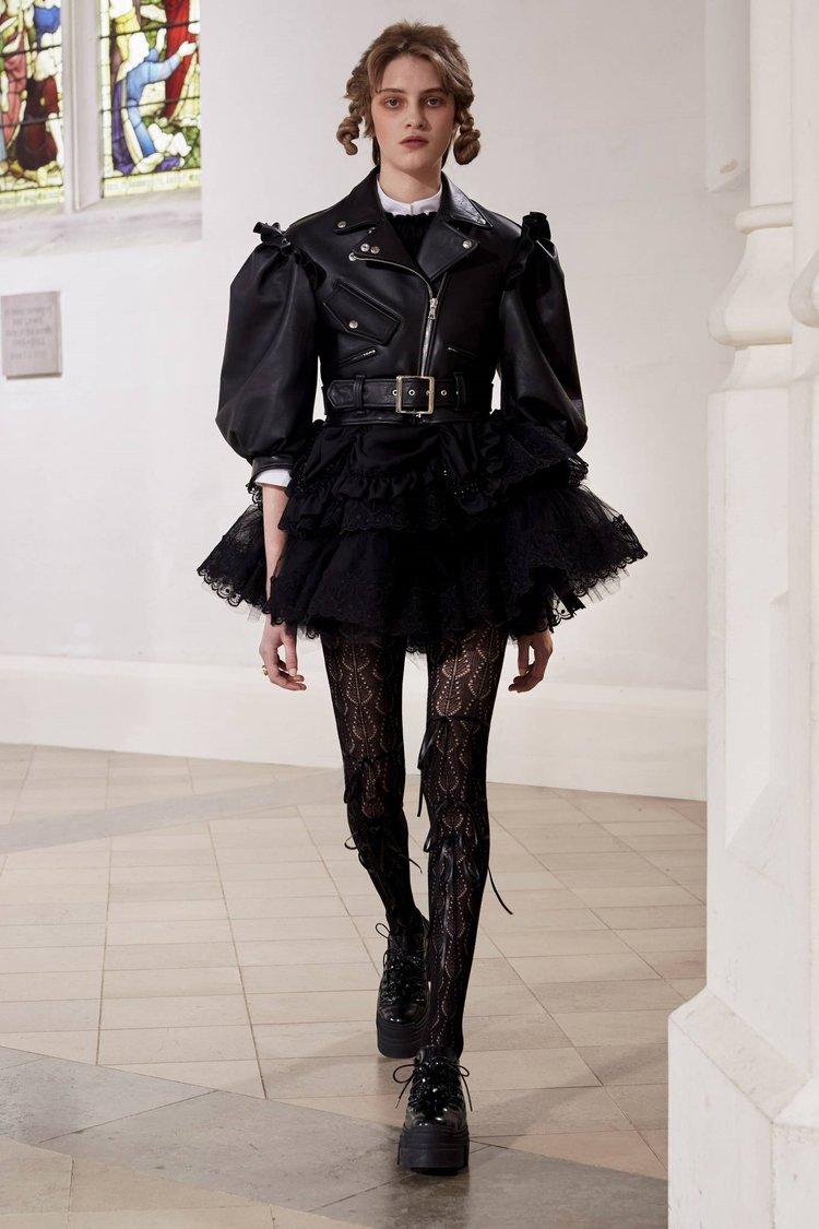 Simone Rocha Sonbahar/Kış 2021 koleksiyonu