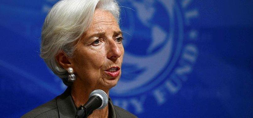 WINDOW NARROWING FOR GLOBAL ECONOMY, IMF WARNS