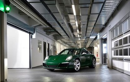 Bir milyonuncu Porsche 911 banttan indi