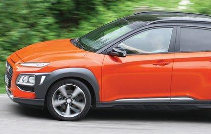 TEST · Hyundai Kona 1.6 T-GDI 4x4 Elite Smart