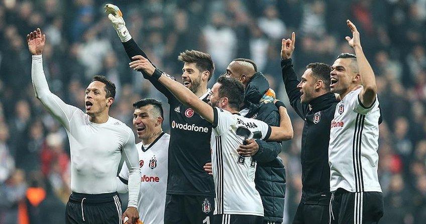 Beşiktaş rekorlar peşinde