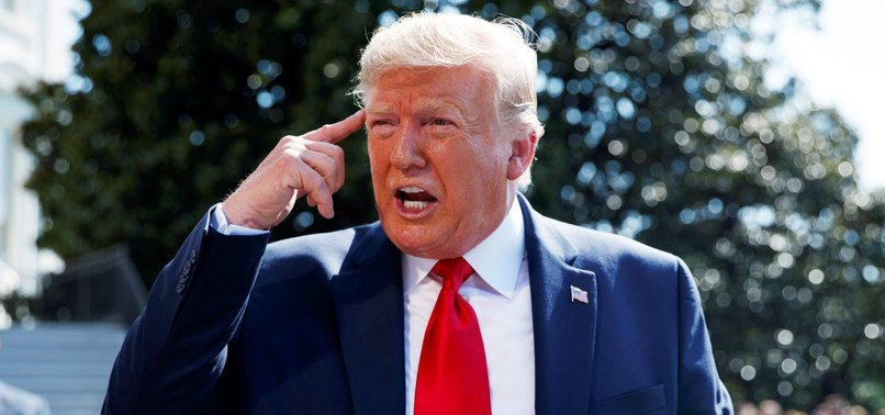 TRUMP ACCUSES IRANIAN REGIME OF KILLING THOUSANDS FOR PROTESTING