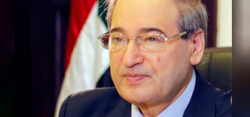 SYRIAN REGIME APPOINTS FAYSAL MIKDAD AS TOP DIPLOMAT