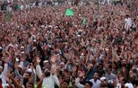 Thousands of protesters take to Pakistani streets to condemn Charlie Hebdo cartoons insulting Prophet Mohammed