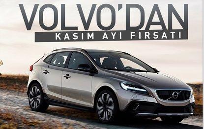 Volvo'dan Kasım ayına özel kampanya