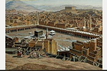 Rahip Bahira hikayesi: Hz. Muhammed'in peygamber olduğunu anlayan rahip...